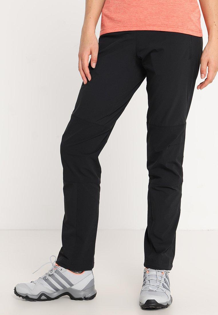 adidas Performance - TERREX TX MULTI HIKING - Outdoorbroeken - black