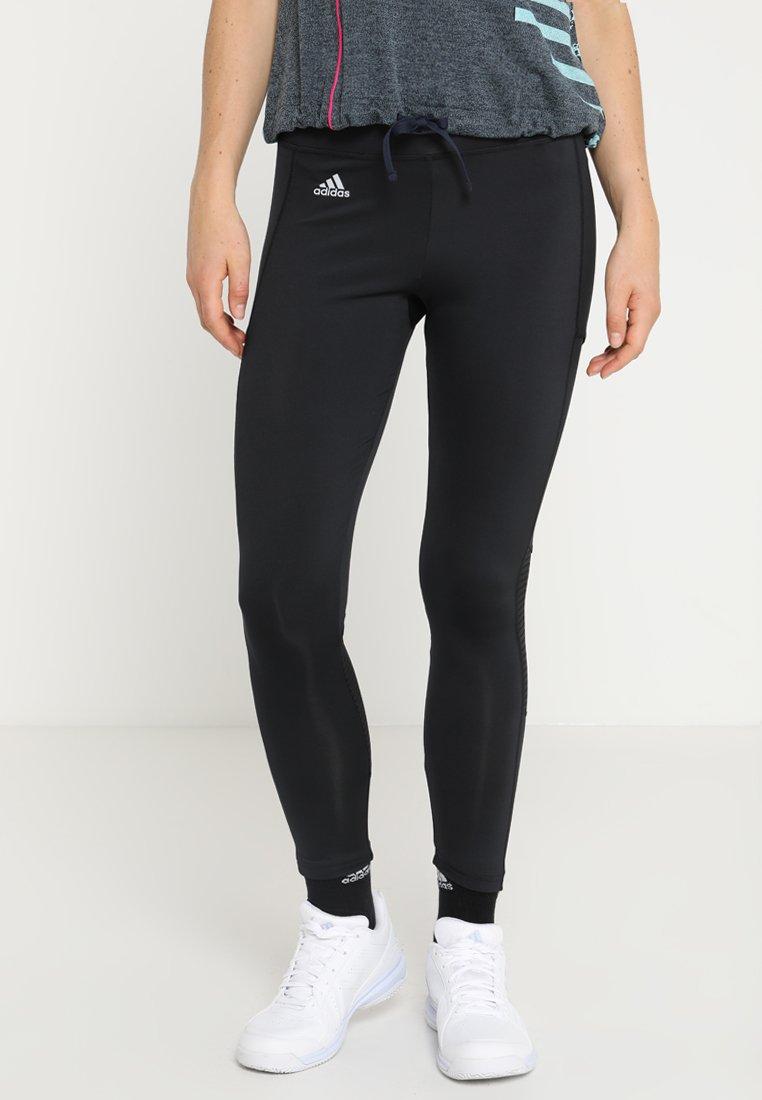 adidas Performance - ADVANTAGE  - Collants - black