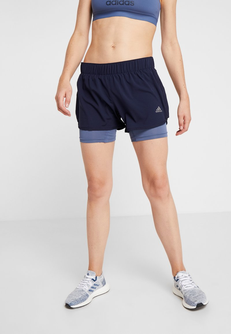 adidas Performance - SHORT - Urheilushortsit - legend ink