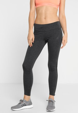 RESPONSE TIGHT - Leggings - black/carbon