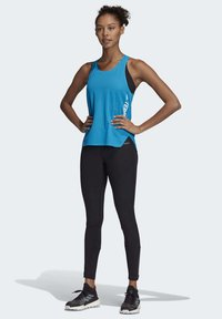 adidas Performance - TERREX AGRAVIC - Leggings - black - 1