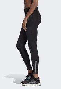 adidas Performance - TERREX AGRAVIC - Leggings - black - 3