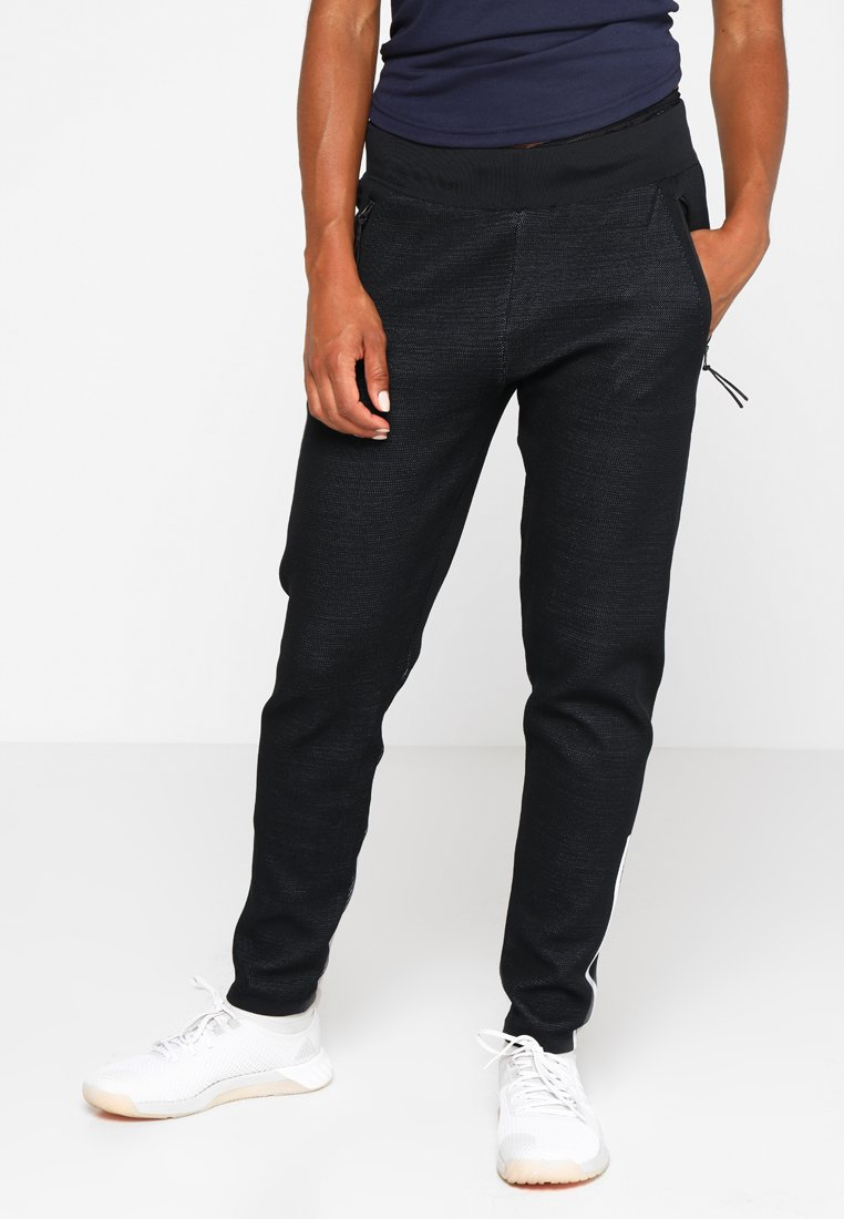 adidas Performance - PARLEY - Tracksuit bottoms - black