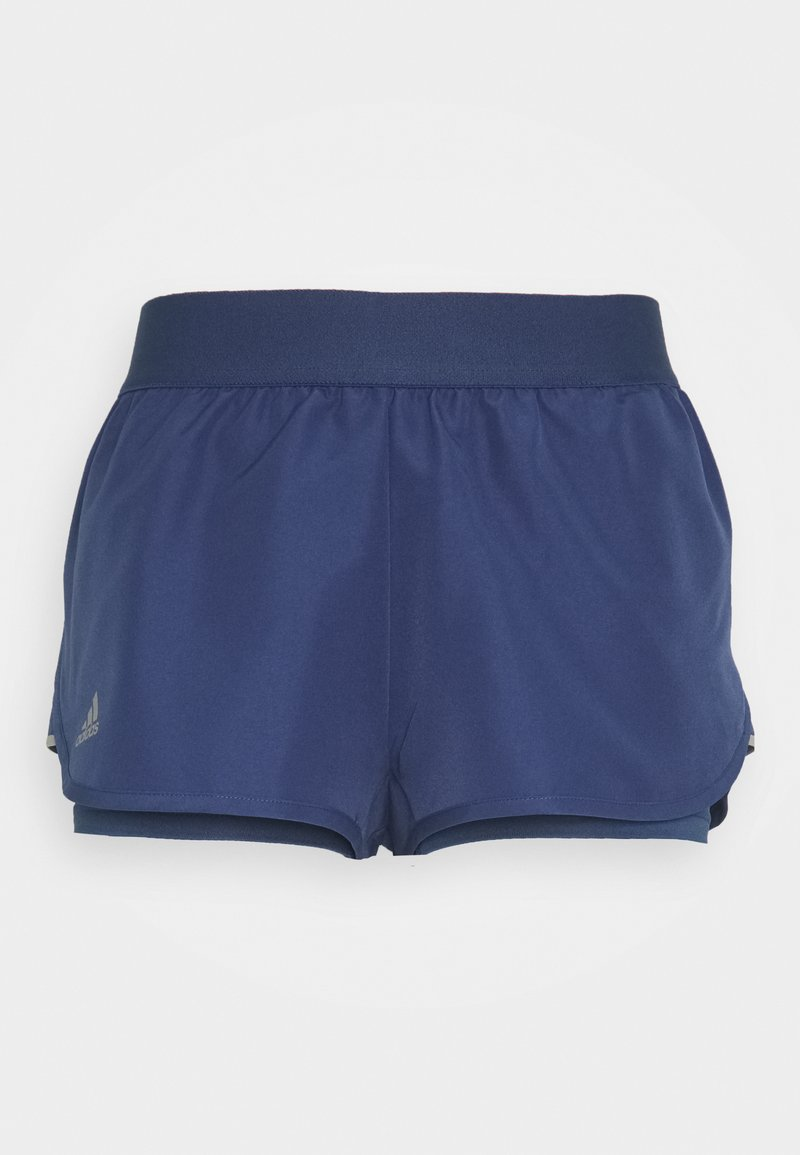 adidas Performance - CLUB SHORT - Sports shorts - blue