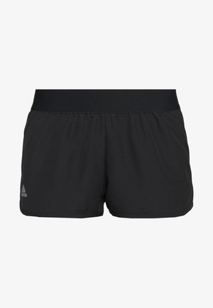 CLUB SHORT - Sports shorts - black/silver/white