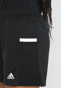 adidas Performance - KN SHO W - Sports shorts - black/white - 3
