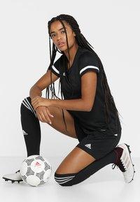 adidas Performance - KN SHO W - Sports shorts - black/white - 1