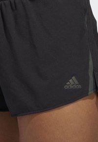 adidas Performance - SUPERNOVA SATURDAY SHORTS - Sportovní kraťasy - black - 3