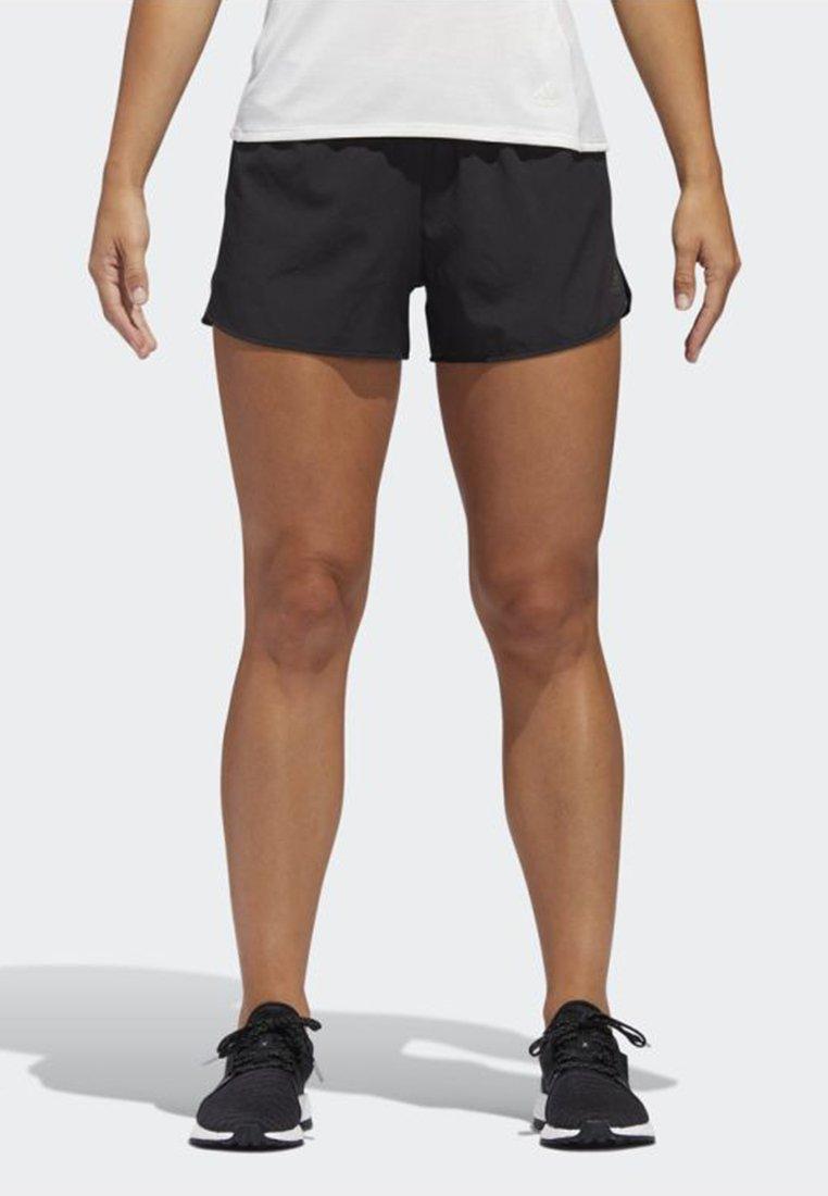 adidas Performance - SUPERNOVA SATURDAY SHORTS - Sportovní kraťasy - black