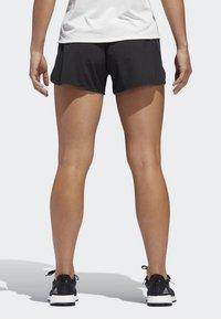 adidas Performance - SUPERNOVA SATURDAY SHORTS - Sportovní kraťasy - black - 1
