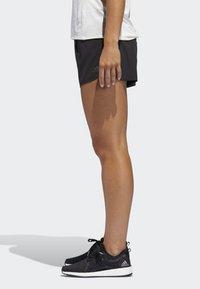adidas Performance - SUPERNOVA SATURDAY SHORTS - Sportovní kraťasy - black - 2