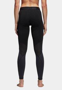 adidas Performance - DAMEN - Collant - black - 2