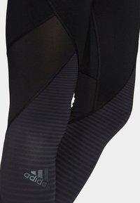 adidas Performance - DAMEN - Collant - black - 6