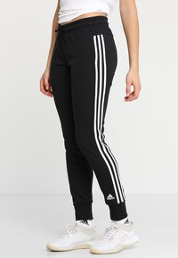 adidas Performance - PANT - Verryttelyhousut - black/white - 0