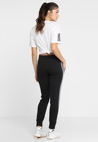 adidas Performance - PANT - Verryttelyhousut - black/white - 2