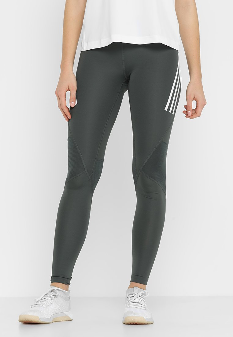 adidas Performance - Legging - ivy