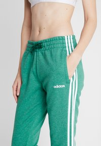 adidas Performance - PANT - Trainingsbroek - green/white - 4