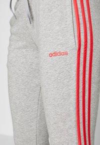 adidas Performance - PANT - Trainingsbroek - grey/pink - 4