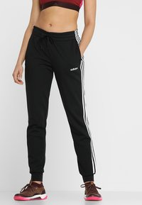 adidas Performance - PANT - Tracksuit bottoms - black/white - 0