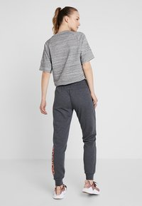 adidas Performance - LIN PANT - Jogginghose - dark grey - 2
