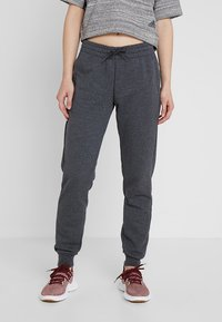 adidas Performance - LIN PANT - Jogginghose - dark grey - 0