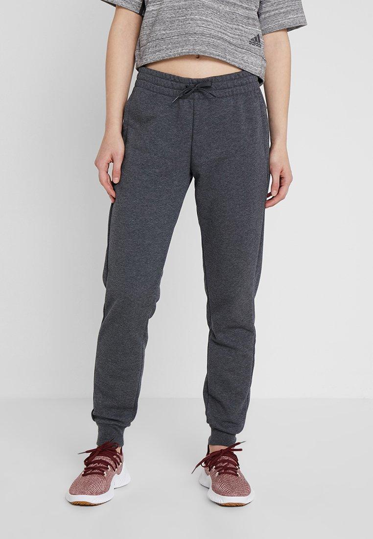 adidas Performance - LIN PANT - Pantalon de survêtement - dark grey
