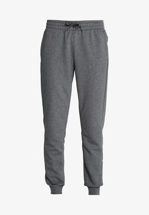 LIN PANT - Joggebukse - dark grey/purple