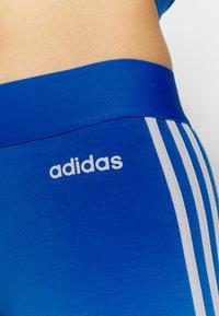 adidas Performance - Tights - blue/white - 4