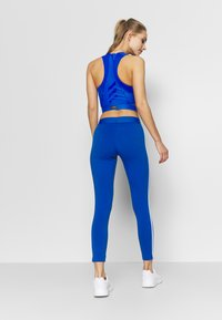 adidas Performance - Tights - blue/white - 2
