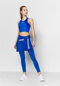 adidas Performance - Tights - blue/white - 1
