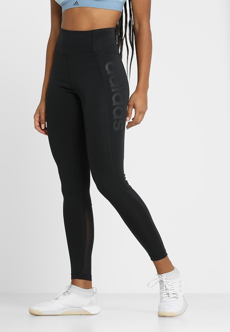 adidas Performance - Legging - black
