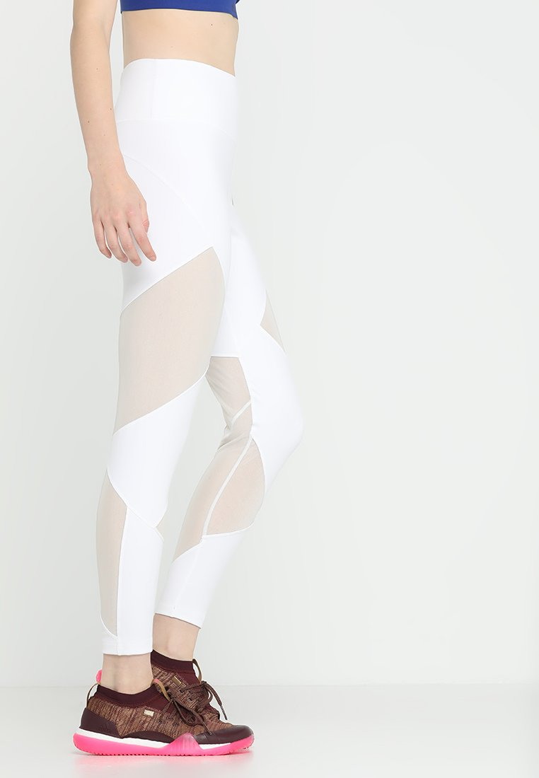 adidas Performance - Tights - white