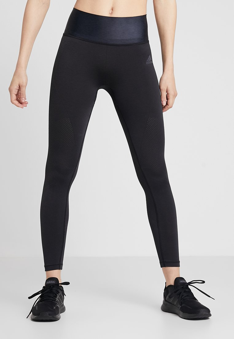 adidas Performance - LUX - Tights - black/carbon