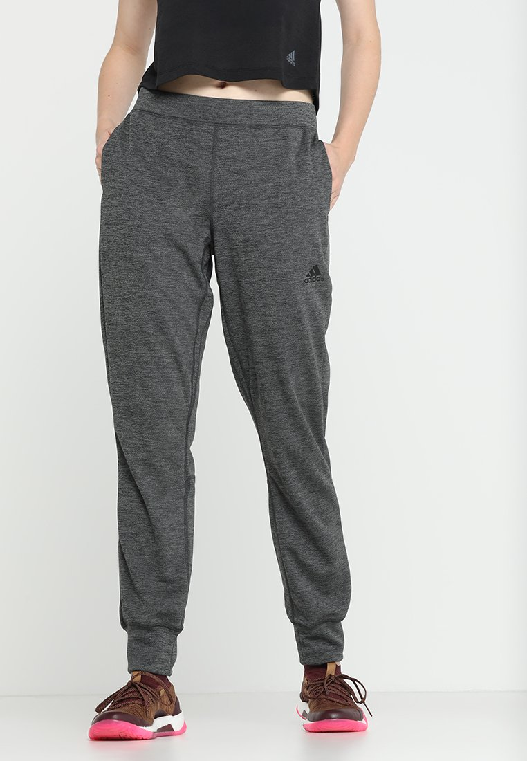 adidas Performance - PANT - Jogginghose - black/heather