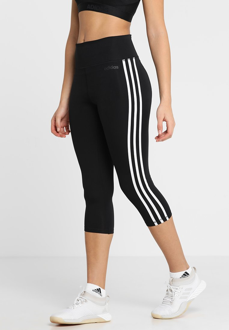 adidas Performance - 3/4 Sporthose - black