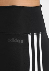 adidas Performance - 3/4 Sporthose - black - 5