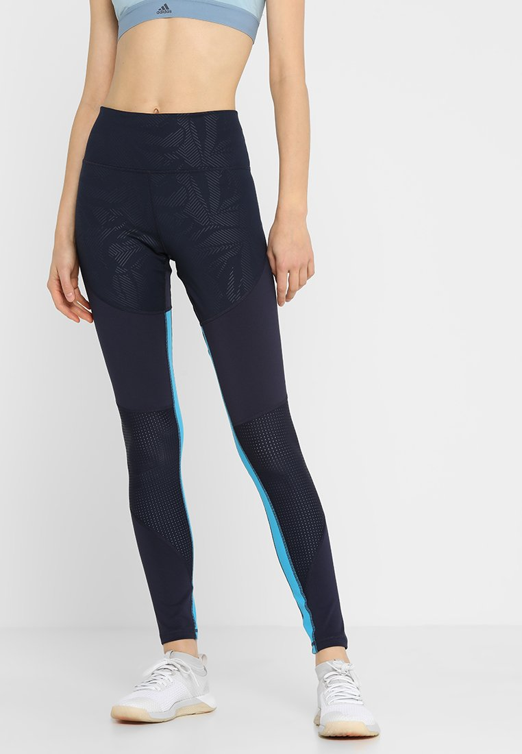 adidas Performance - Legging - legend ink