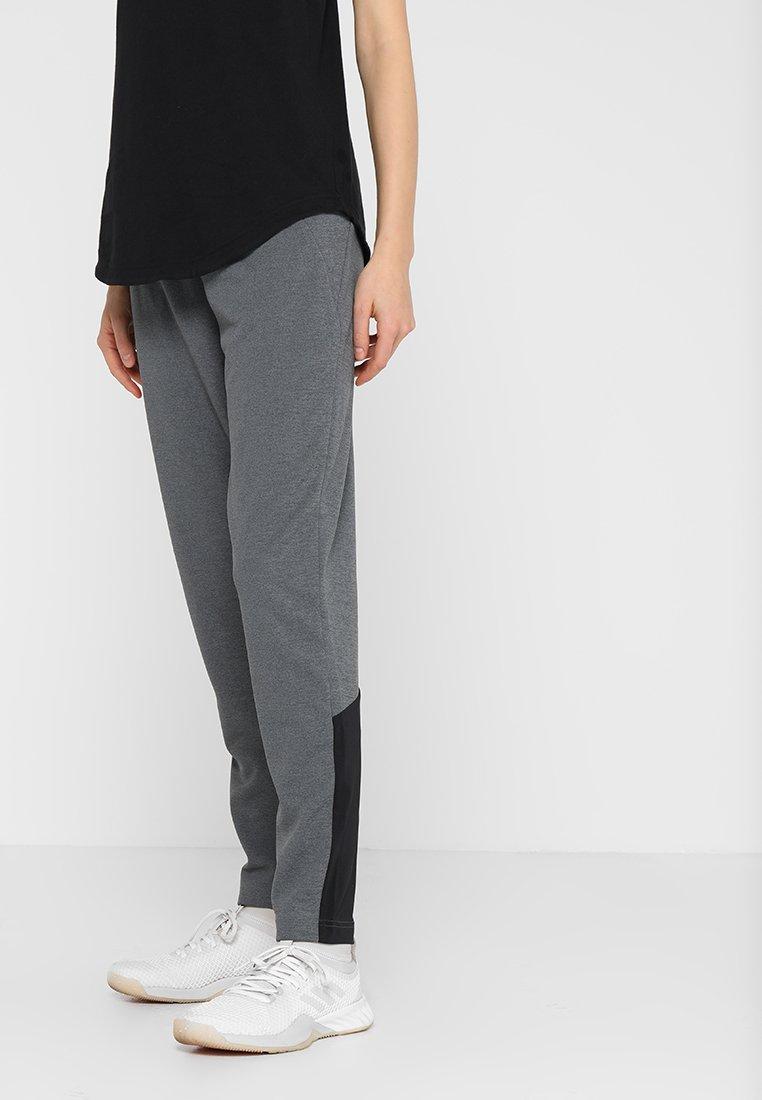 adidas Performance - CLIMACOOL PANT - Pantalon de survêtement - grey