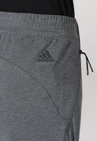 adidas Performance - CLIMACOOL PANT - Pantalon de survêtement - grey - 5