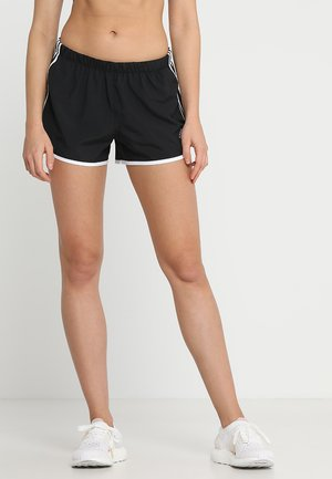 SHORT - Short de sport - black/white