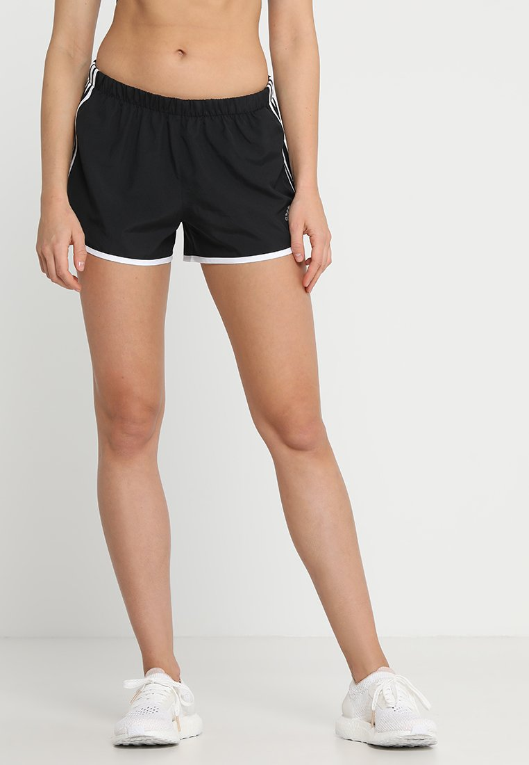 adidas Performance - SHORT - Sports shorts - black/white