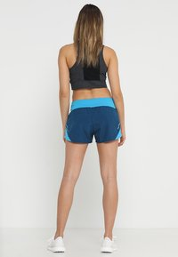 adidas Performance - RUN IT SHORT - Korte broeken - dark blue - 2
