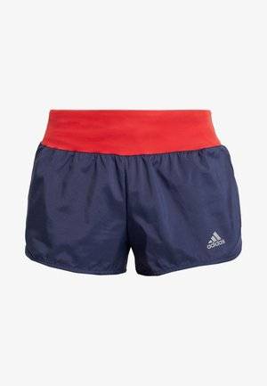 RESPONSE CLIMALITE RUNNING SPORT 1/4 SHORTS - Sports shorts - tecind/glored