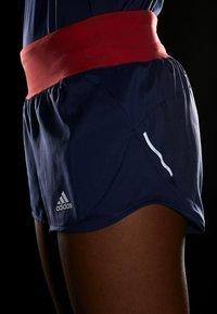 adidas Performance - RESPONSE CLIMALITE RUNNING SPORT 1/4 SHORTS - Krótkie spodenki sportowe - tecind/glored - 5