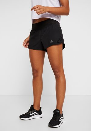 RUN IT SHORT - Pantaloncini sportivi - black