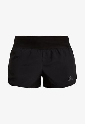 RUN IT SHORT - Korte broeken - black