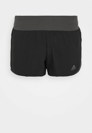 RESPONSE CLIMALITE RUNNING SPORT 1/4 SHORTS - Sports shorts - black