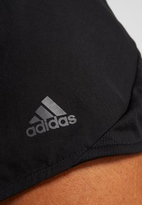 adidas Performance - RUN IT SHORT - Korte broeken - black - 5