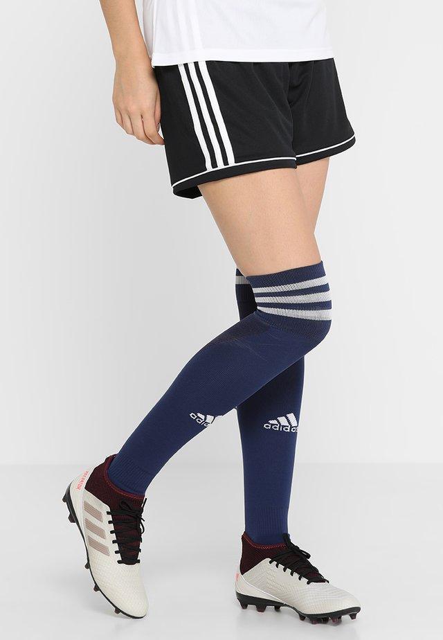 SQUADRA CLIMALITE FOOTBALL 1/4 SHORTS - Pantalón corto de deporte - black/white