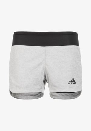 SOFT TOUCH SHORTS - Short de sport -  grey / black